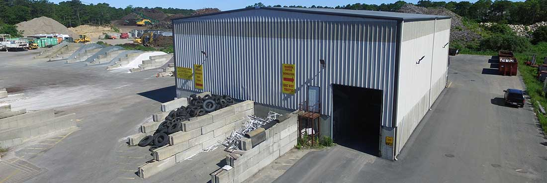 Cape Cod Recycling Transfer Station